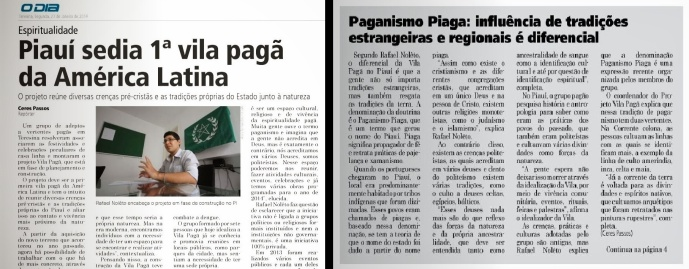 jornal vila