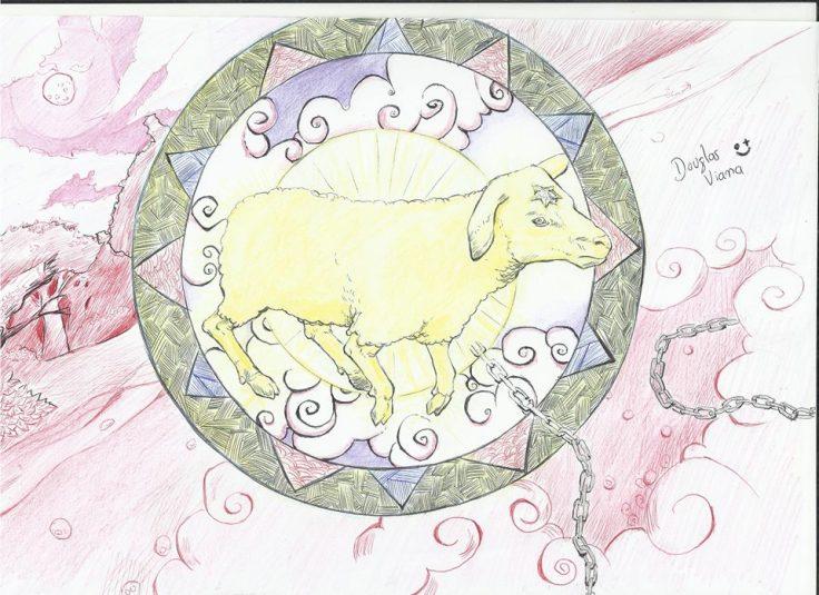 carneiro de ouro